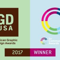 2017 Winner for GD USA's American Graphic Design Awards and The Communicator Awards