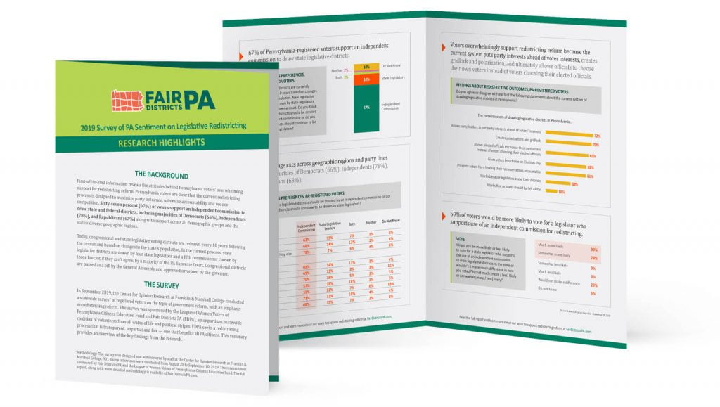 Showing a mockup of the cover with a bright lime-green banner and FDPA logo.